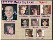 2002 AFTI Media Boy Poll Top 10
