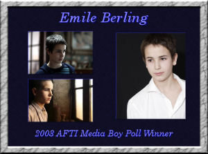 Emile Berling First Place Award